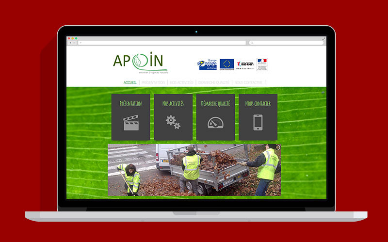 APOIN - Site web