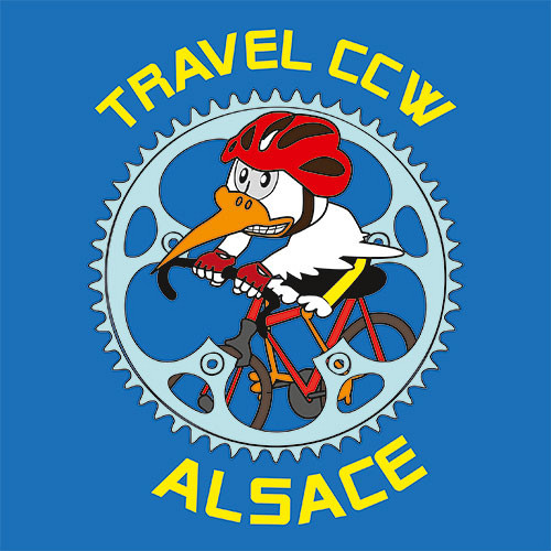 Cyclo-club de Wasselonne - logo Travel