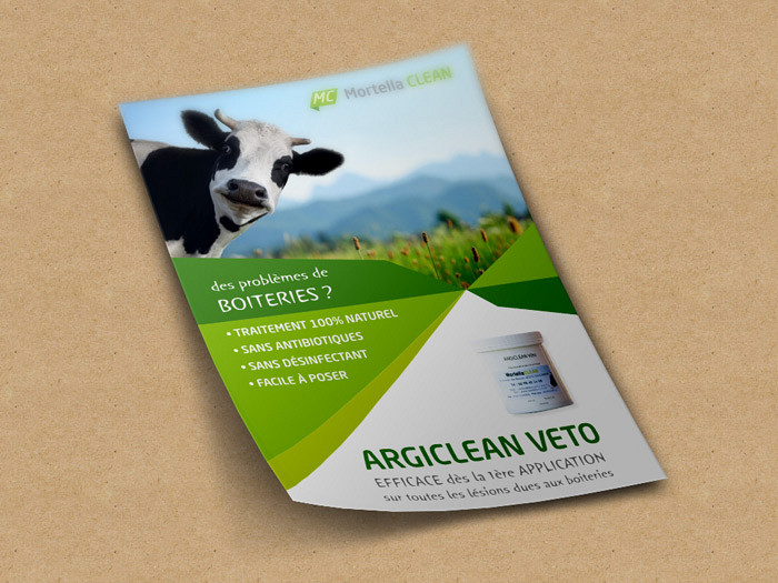 Mortella clean - flyer